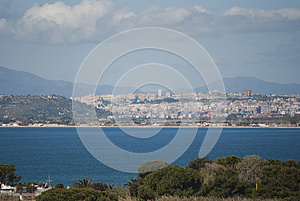 Sardinia - Views Of Cagliari Royalty Free Stock Photos - Image: 24622288