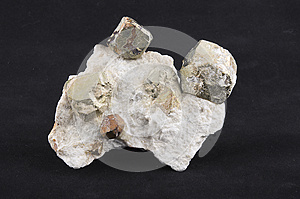 Pyrite Stock Photo - Image: 24623730