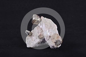 Pyrite Royalty Free Stock Photo - Image: 24623775