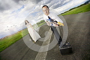 Young Couple  Royalty Free Stock Photos - Image: 24628328