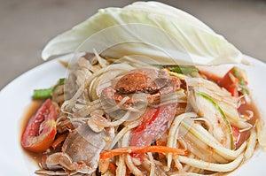 Thaifood Royalty Free Stock Photos - Image: 24630708