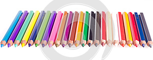 Color Pencils Stock Photography - Image: 24638072