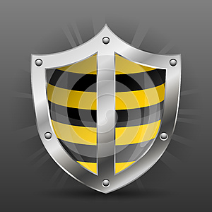 Shield Safety Stock Images - Image: 24650934