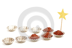 Direction Of Better Taste Royalty Free Stock Images - Image: 24652689