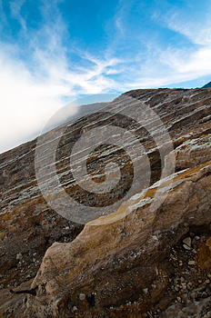 Volcano Ijen Crater Royalty Free Stock Photography - Image: 24654737