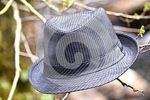 A Hat Royalty Free Stock Photos - Image: 24655438