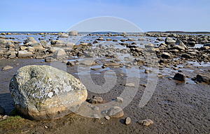 Outflow In Sweden Royalty Free Stock Image - Image: 24660806