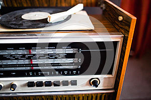 Retro Radio Royalty Free Stock Photos - Image: 24664818