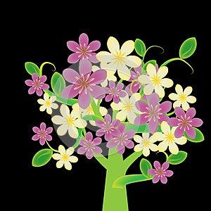 Fantasy Tree Stock Images - Image: 24665774