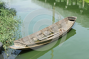 Old Wooden Boat Royalty Free Stock Photos - Image: 24667298