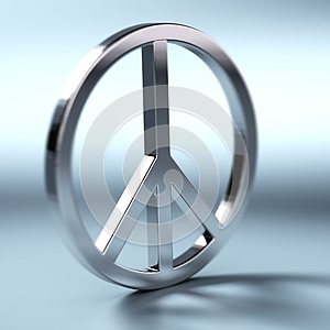 Peace And Love Symbol Stock Photography - Image: 24668662