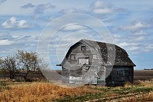 Abandoned Barn Stock Photography - Image: 24690102