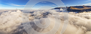 Above The Clouds, Drakensberg, South Africa Royalty Free Stock Images - Image: 24692879
