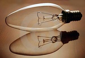 Stock Image - Light bulb