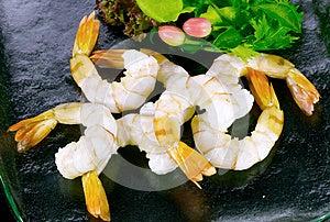 Boiled Shrimps Stock Photo - Image: 24710830