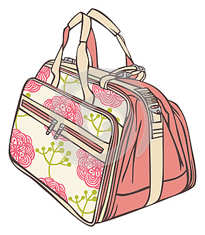 Travel Bag Stock Images - Image: 24723384