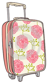 Travel Suitcases Royalty Free Stock Photo - Image: 24723385