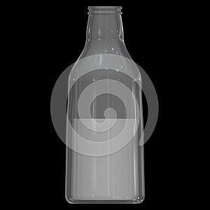 Bottiglia Fotografia Stock Libera da Diritti - Immagine: 24729585
