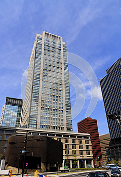 Tokyo CBD Stock Images - Image: 24745164