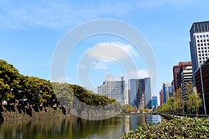Tokyo CBD Royalty Free Stock Image - Image: 24745296