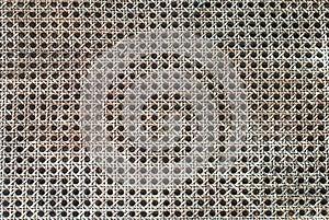 Old Handicraft Weave Texture Natural Wicker Stock Image - Image: 24746311