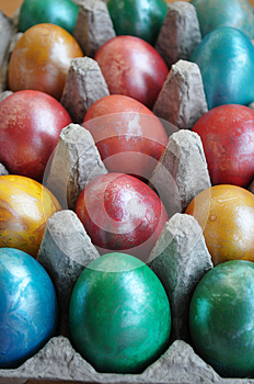 Easter Eggs Royalty Free Stock Photography - Image: 24773987