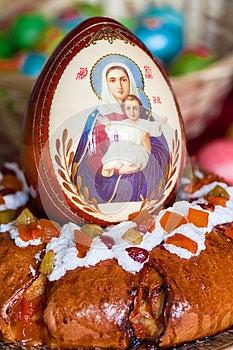 Easter Egg Stock Image - Image: 24782281