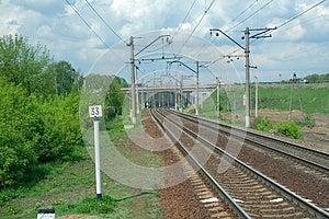Railway Stock Photos - Image: 24794323