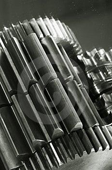 Power Gears Idea Royalty Free Stock Photography - Image: 2484387