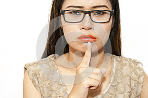 Please Be Quiet Royalty Free Stock Photo - Image: 24815255