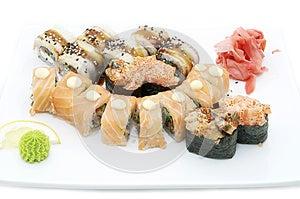 Sushi Royalty Free Stock Images - Image: 24819439