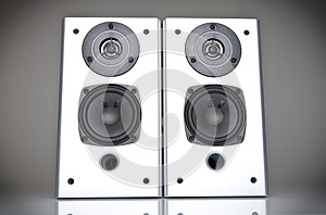 Sound Speakers Stock Photography - Image: 24824152