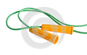 Jump Rope Royalty Free Stock Photography - Image: 24824327