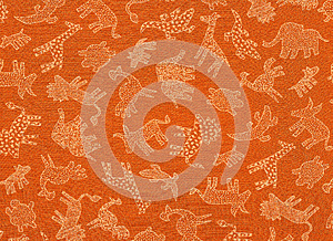 Safari Pattern. Stock Photography - Image: 24829042