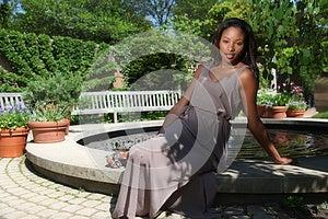 Bella Donna Fotografia Stock Libera da Diritti - Immagine: 24831725