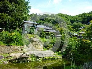 Kamakura's Temple Stock Photos - Image: 24833223