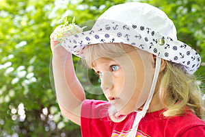 Little Girl Royalty Free Stock Photos - Image: 24841108