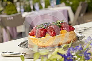Fruit Dessert Stock Photo - Image: 24841750