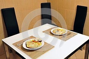 Breakfast Served Stock Photos - Image: 24846273