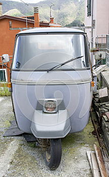 Ape Piaggio Stock Photo - Image: 24862890