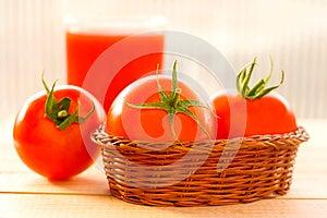 Fresh Tomato Royalty Free Stock Image - Image: 24863776