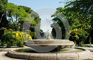 Buen Retiro Park Stock Photos - Image: 24865263