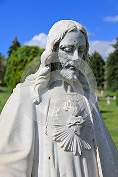 Jesus Christ Statue 1 Royalty Free Stock Image - Image: 24890126