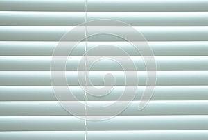White Closed Blinds. Royalty Free Stock Image - Image: 24896716