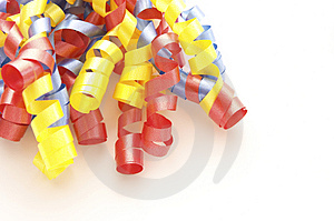 Ribbons Stock Images - Image: 2490164