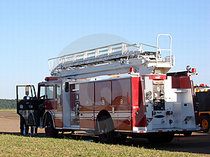Fire Truck Stock Images - Image: 2498594