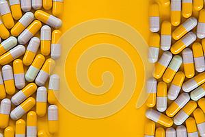 Capsule Pills Royalty Free Stock Image - Image: 24904746