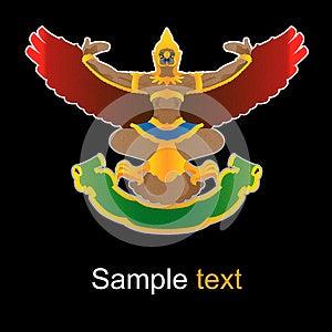 Garuda Royalty Free Stock Photo - Image: 24905555