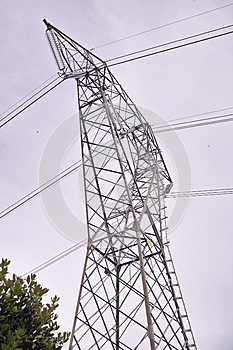 Electric Tower Stock Photos - Image: 24910213