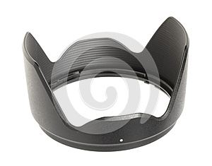 Lens Hood Royalty Free Stock Photography - Image: 24921067